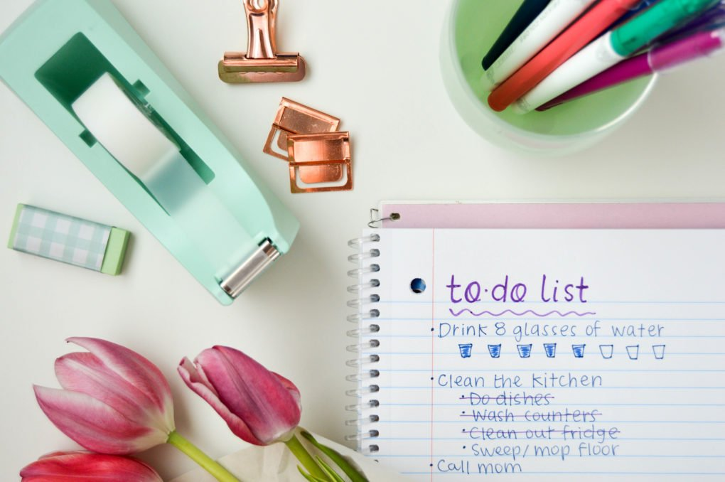 Come organizzare la giornata