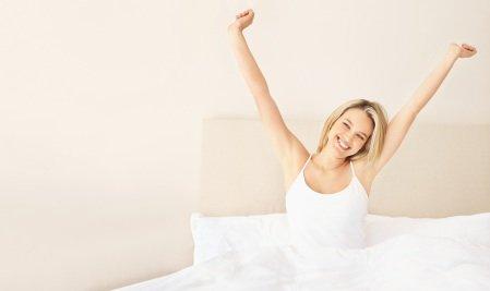 alzarsi presto la mattina