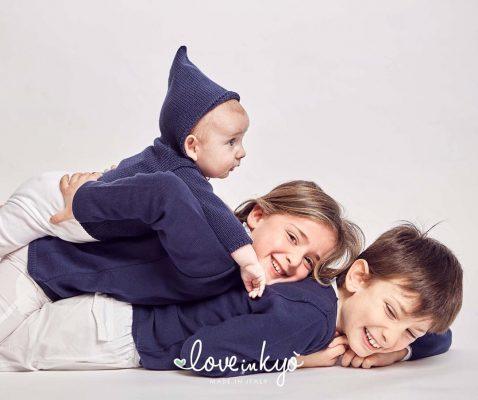 moda bimbi love in kyò