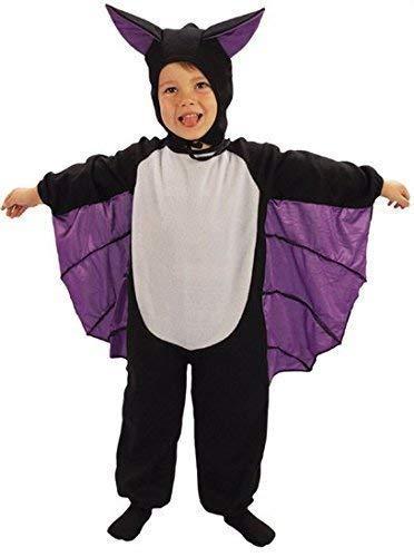 costume pipistrello halloween 2018