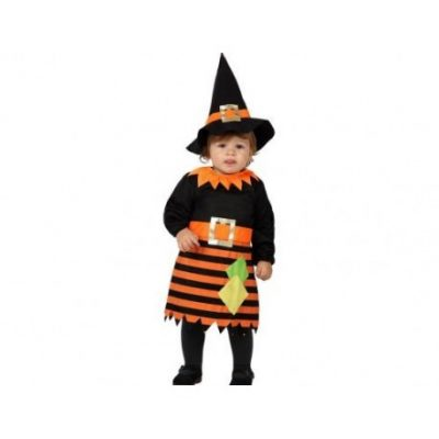 costume streghetta bambina halloween 2018