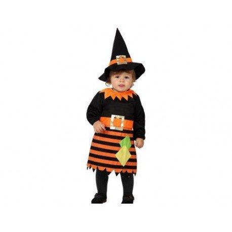 costume streghetta halloween 2018