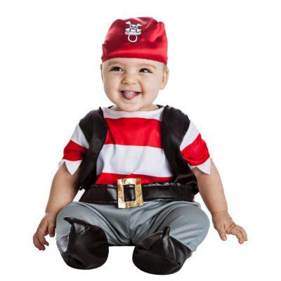 costume pirata neonato Halloween 2018