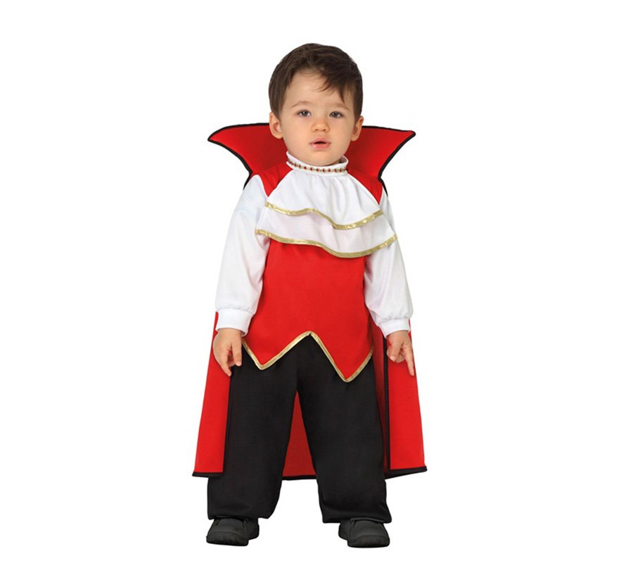 costume conte dracula bambino Halloween 2018