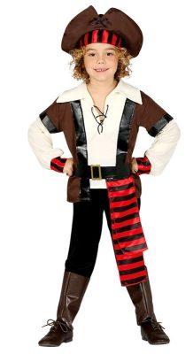 costume pirata bambino Halloween 2018