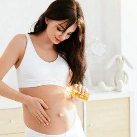 smagliature in gravidanza oli
