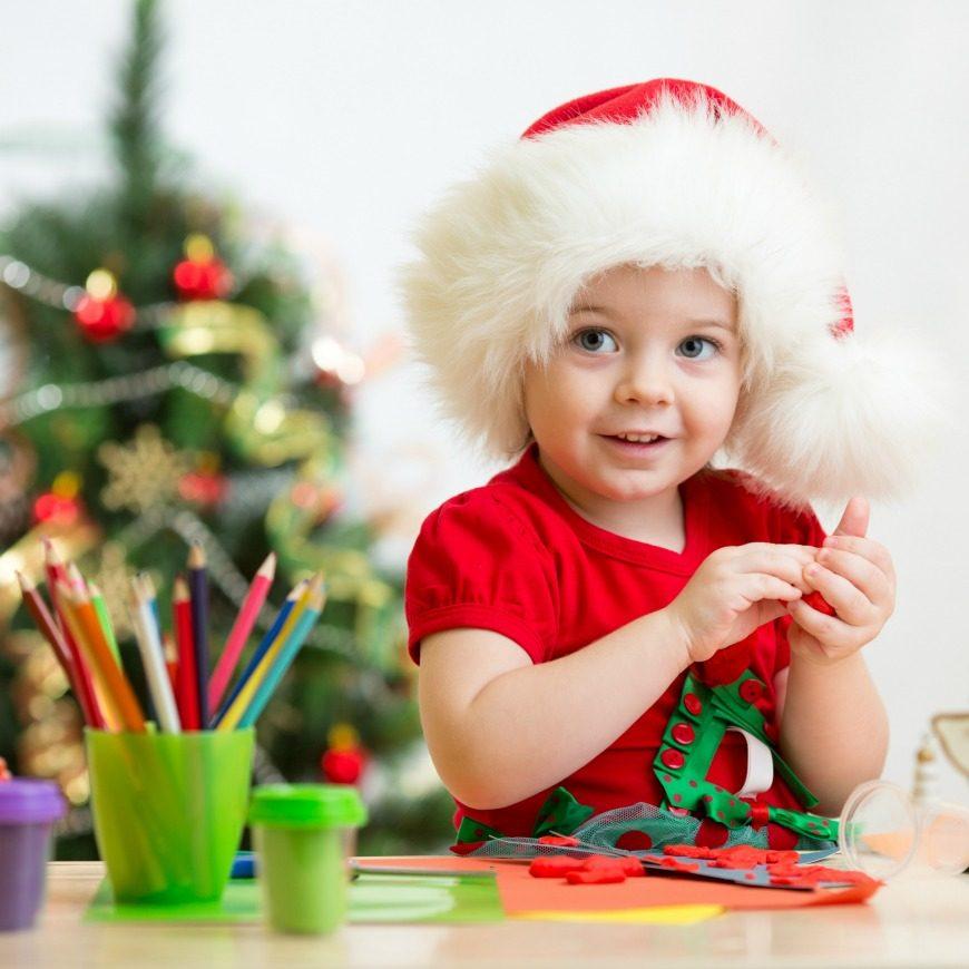 Decorazioni di Natale da fare con i bambini. Idee fai da te
