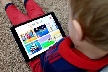 YouTube cartoni animati per bambini