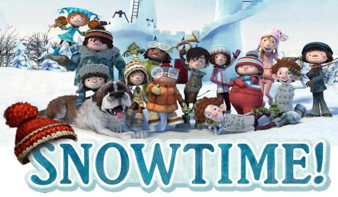 film d'animazione di Natale per bambini piccoli
