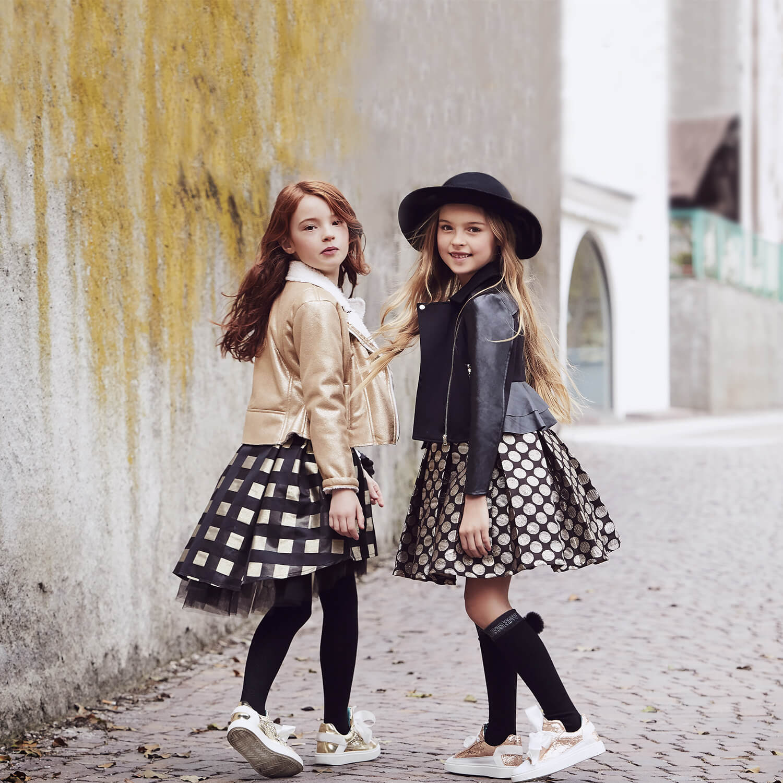 moda bimba autunno inverno 2018 2019