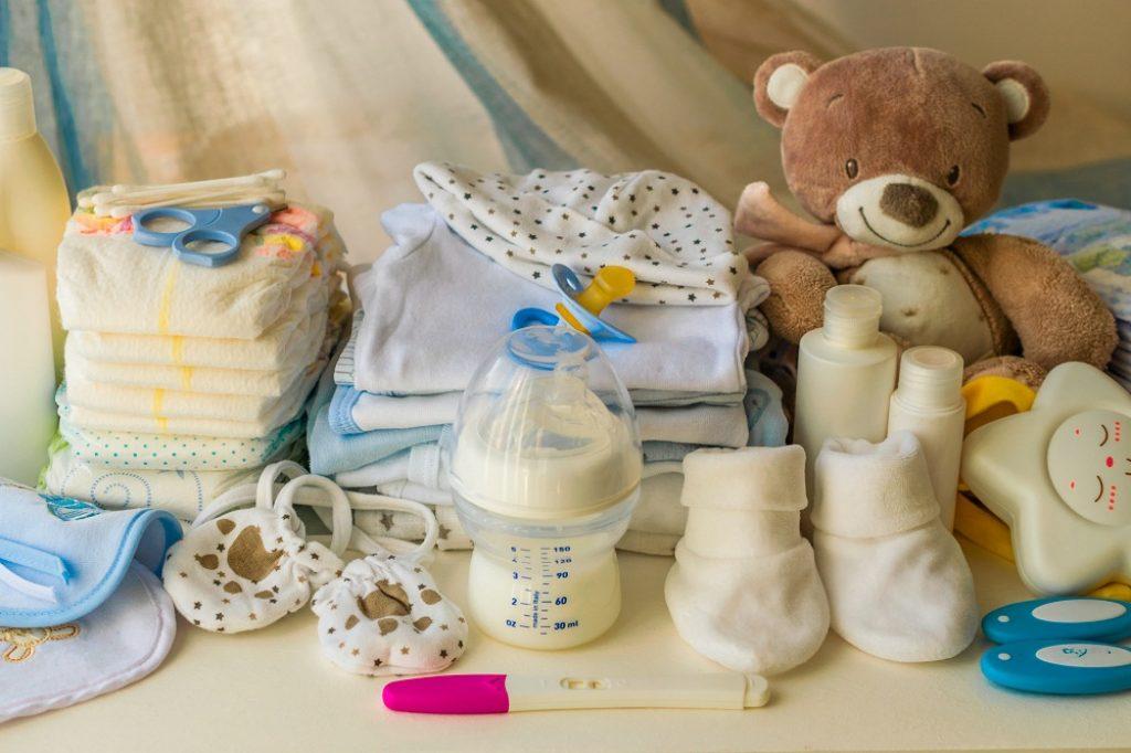 siti in cui scambiare vestiti e oggetti per bambini