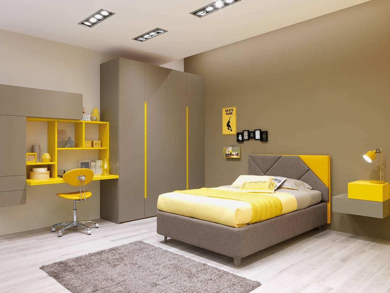 Le pi belle camerette per bambino idee per arredare con for Camera ragazzo