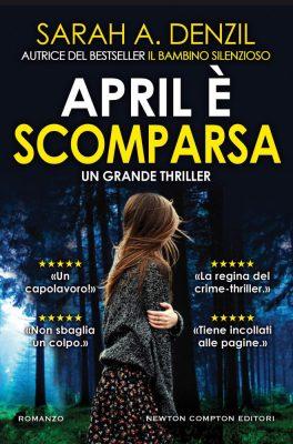 libro April è scomparsa