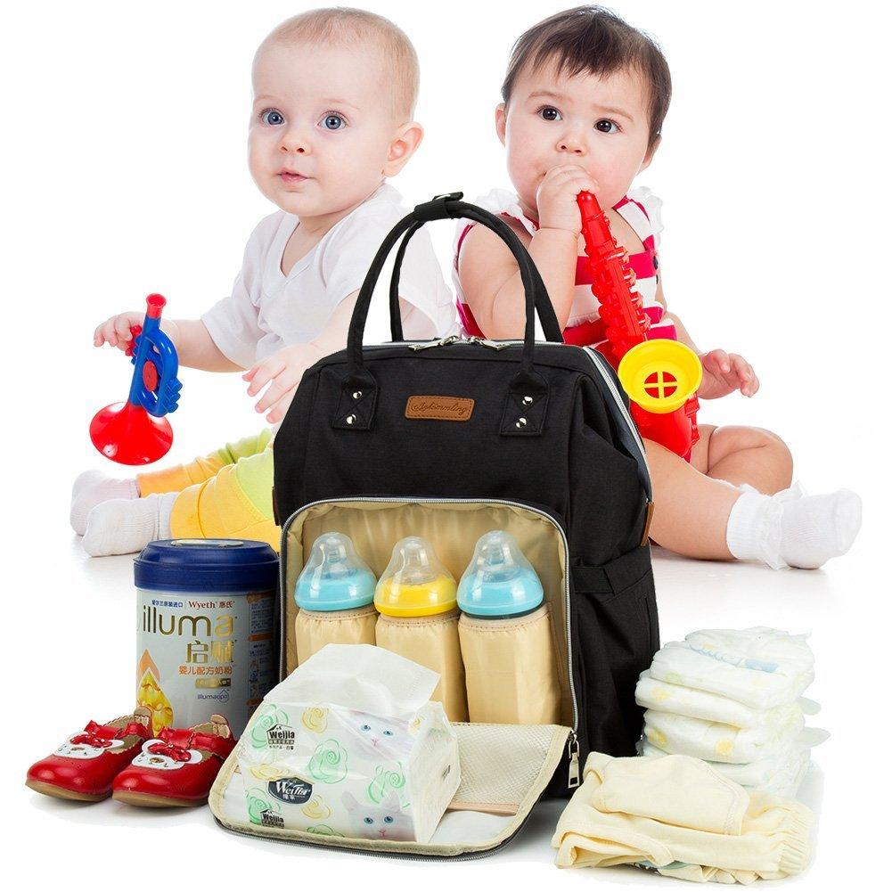 Borse per mamme comode e capienti: per parto, neomamme e passeggino