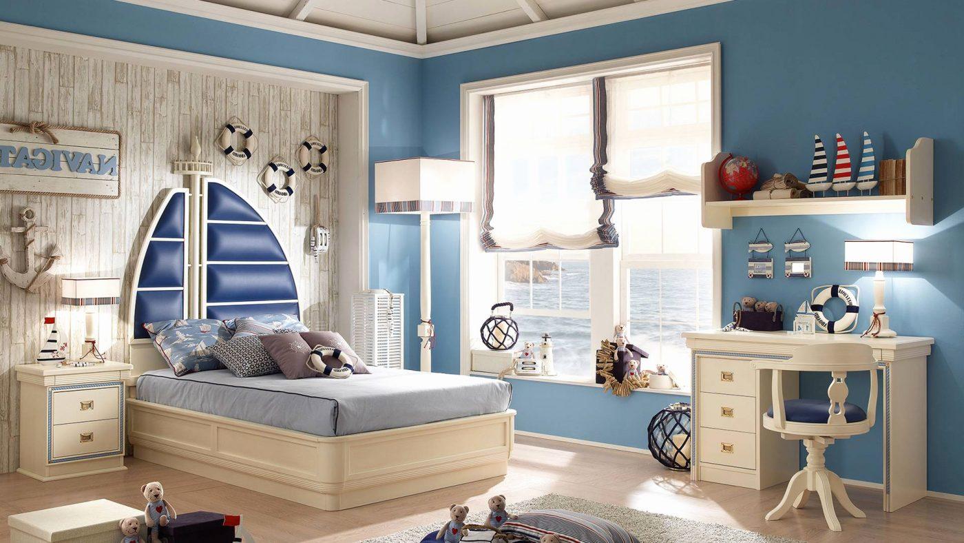 Colori Da Parete Per Camerette le più belle camerette per bambino. idee per arredare con stile