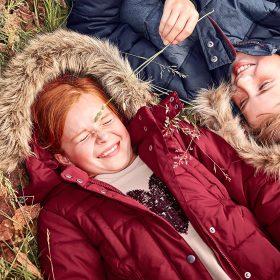 giubbotti invernali per bambina