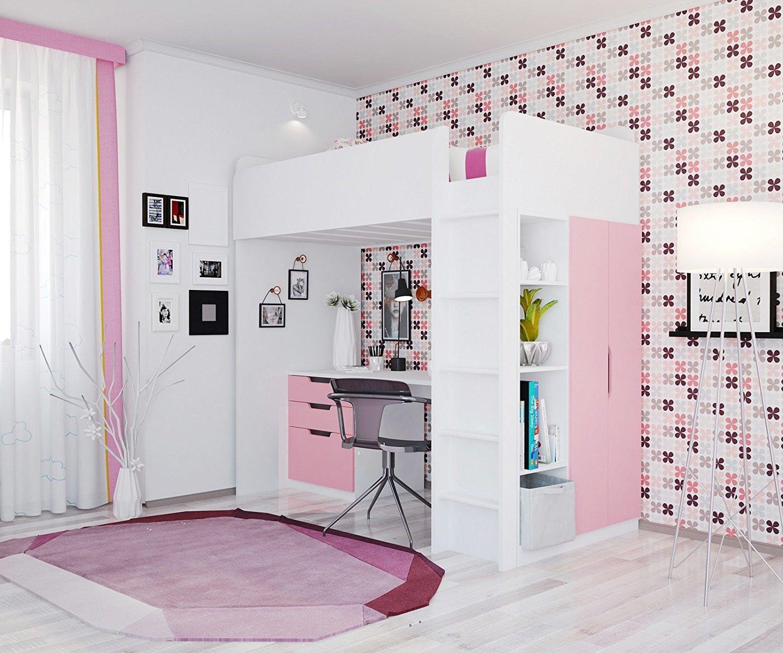 Le pi belle camerette per bambina stile for Decorazioni cameretta bambina