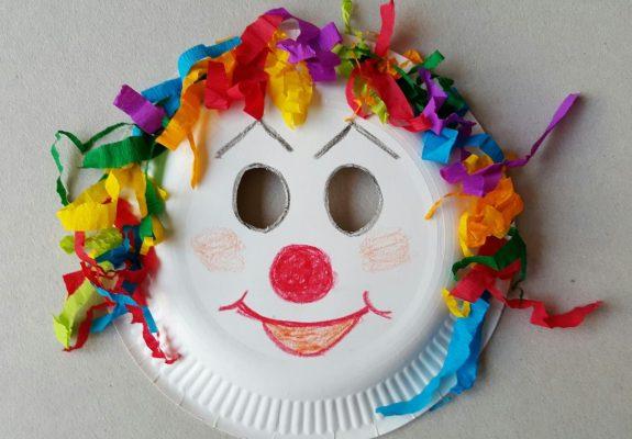 Lavoretti di Carnevale da fare con i bambini