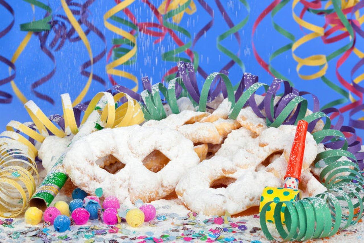 dolci di carnevale per bambini