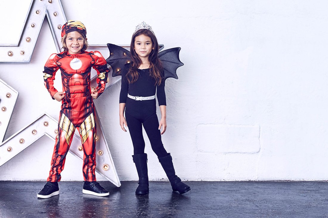 costumi carnevale bambini 2019