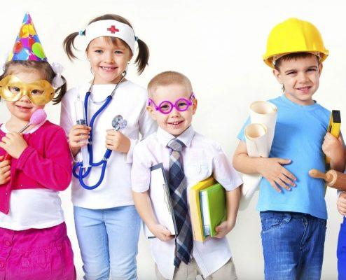 Idee costumi di Carnevale 2019 per bambini