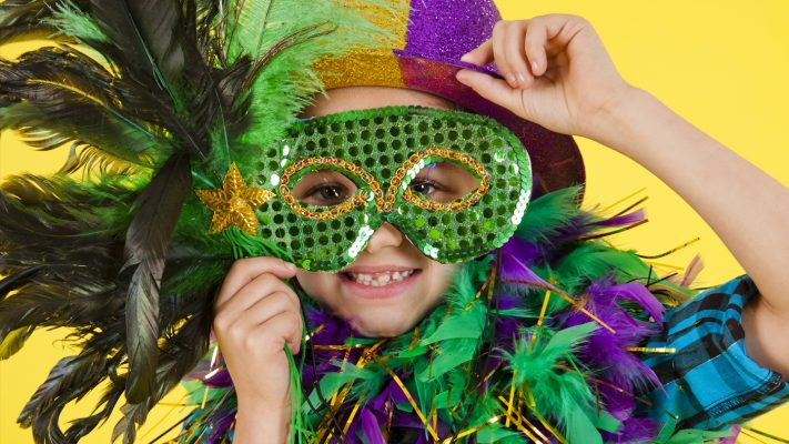 Filastrocche di Carnevale per bambini