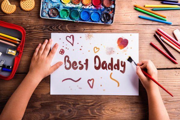 Idee fai da te per i bambini da realizzare per la Festa del papà