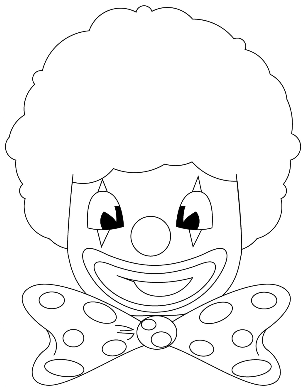 Maschere Carnevale Le Piu Belle Da Colorare Per I Bambini Disegni