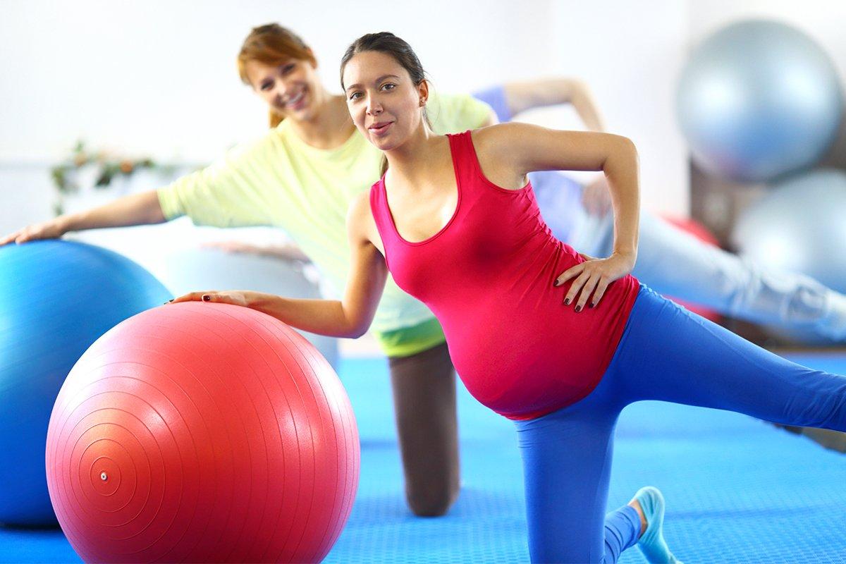 Benefici della ginnastica in gravidanza