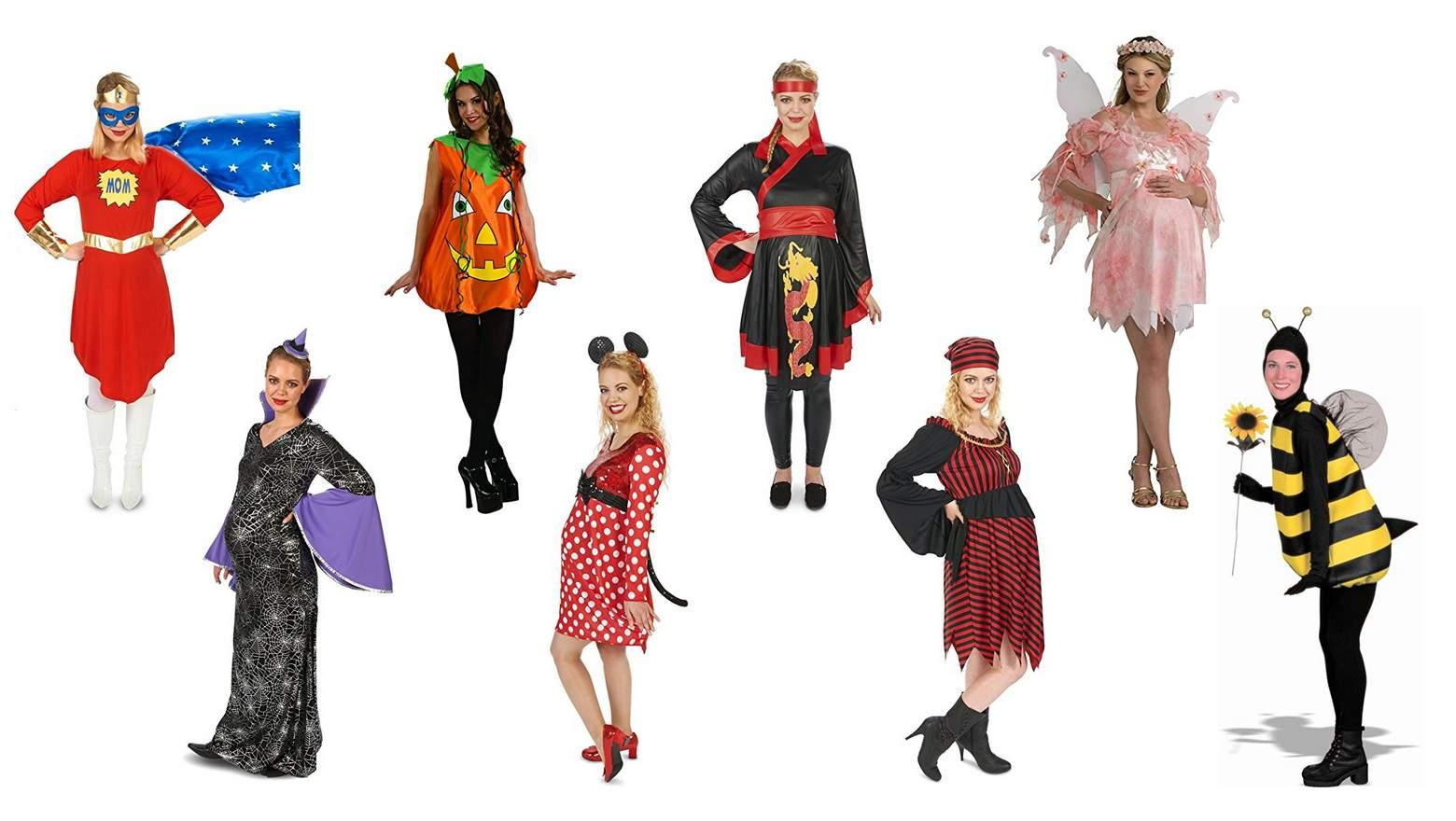 20 costumi di Carnevale da indossare in gravidanza