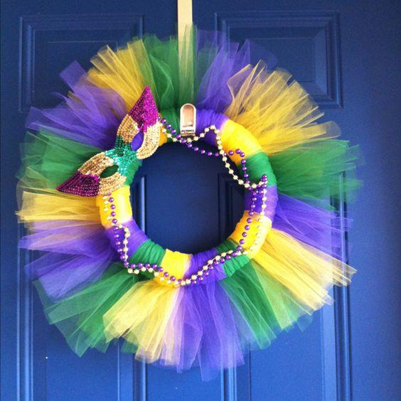 decorazioni casa festa di carnevale