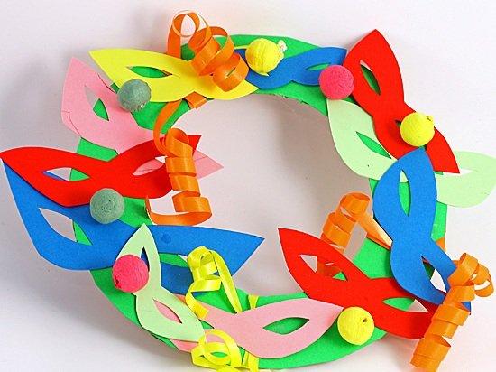 lavoretti di Carnevale da fare insieme ai bambini