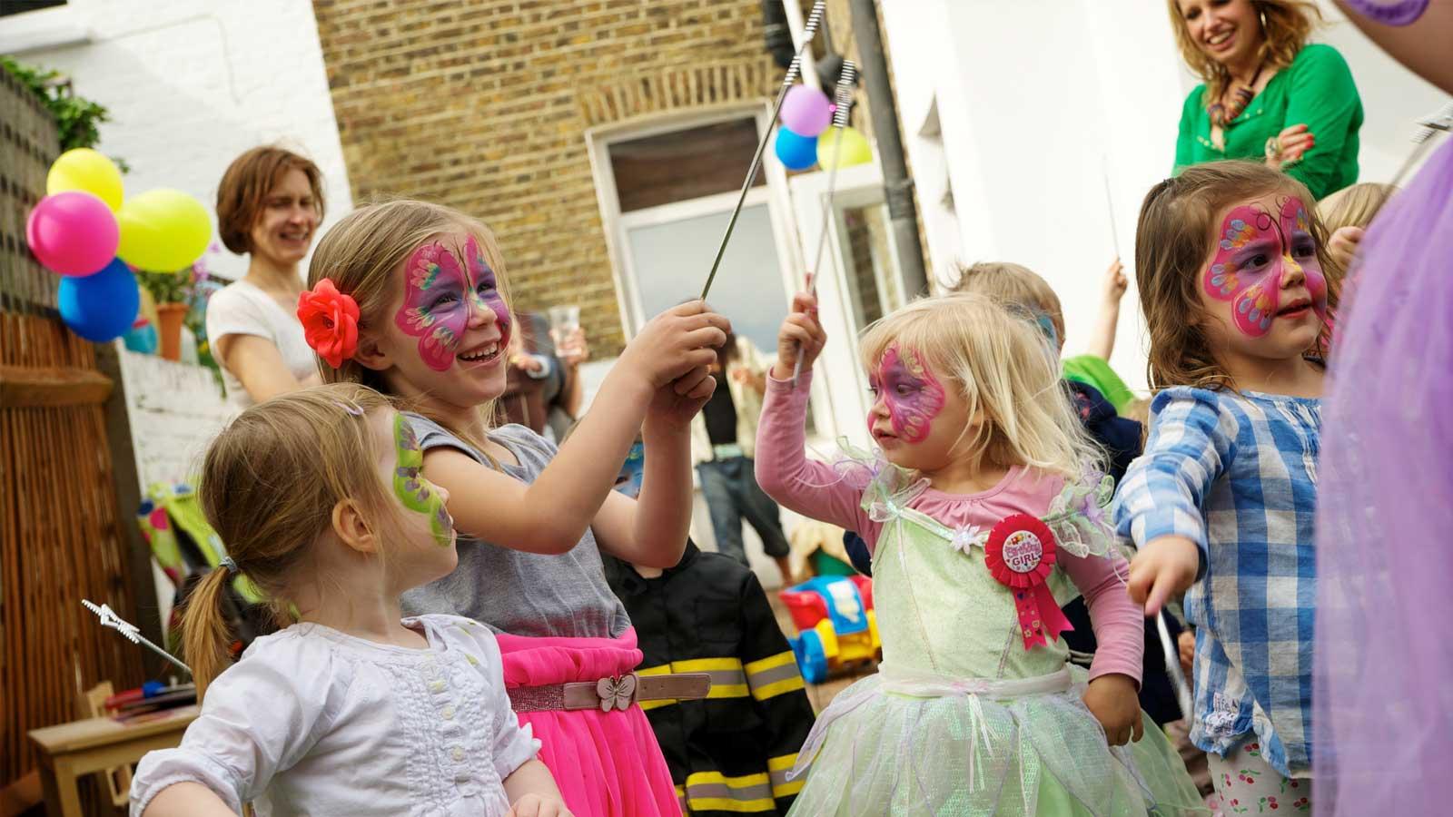 Organizzare casa per una festa di Carnevale