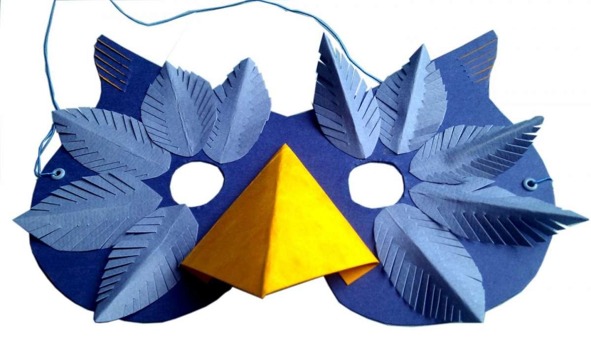 Lavoretti creativi di Carnevale per bambini
