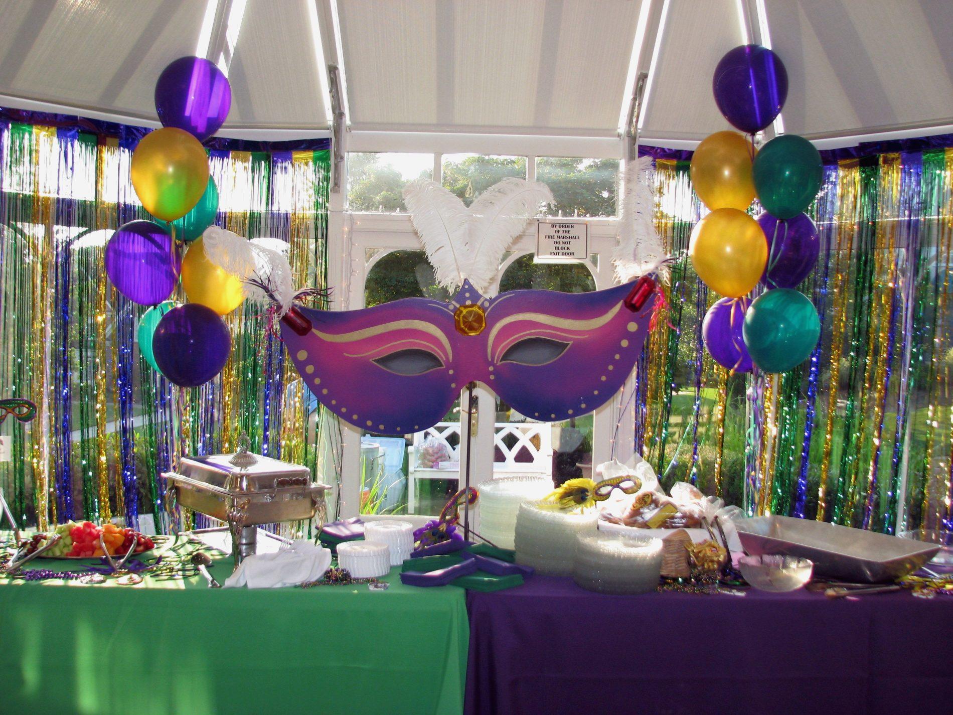 Addobbi di Carnevale per festa bambini