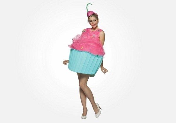 Costume Carnevale premaman pasticcino