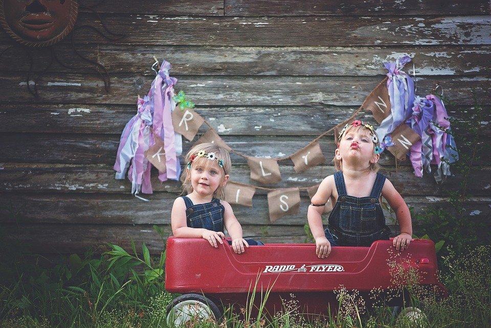 Storie di nascite gemellari