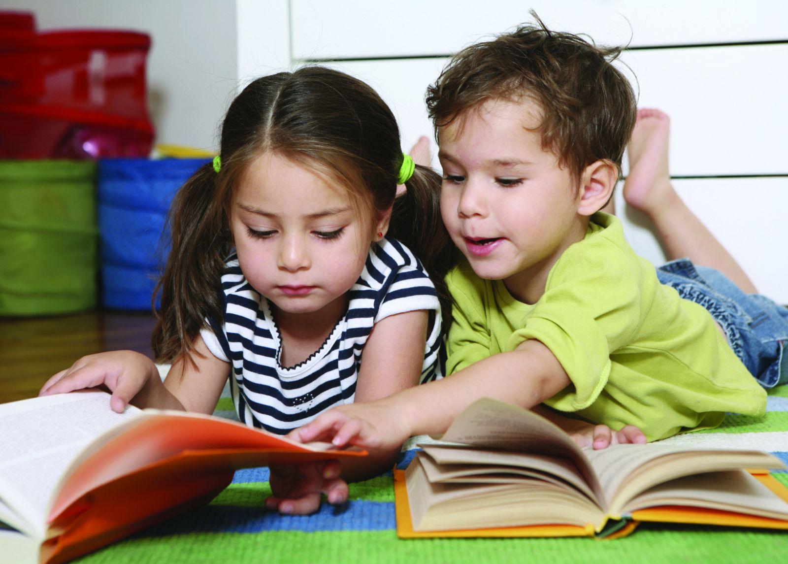 Libri per bambini: quali scegliere in base all'età