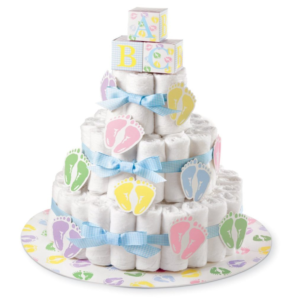 foto torta pannolini