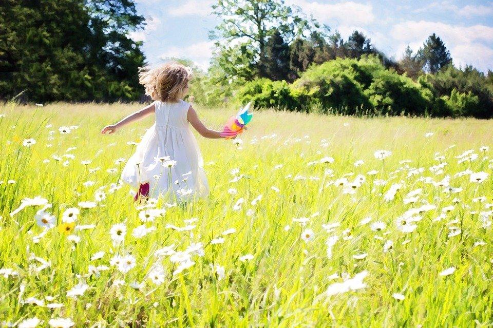 giochi all'aria aperta per bambini