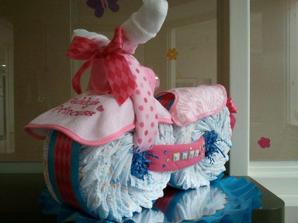 esempi torte pannolini