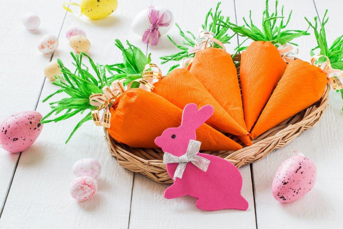 Lavoretti di Pasqua: creazioni da fare con i bambini