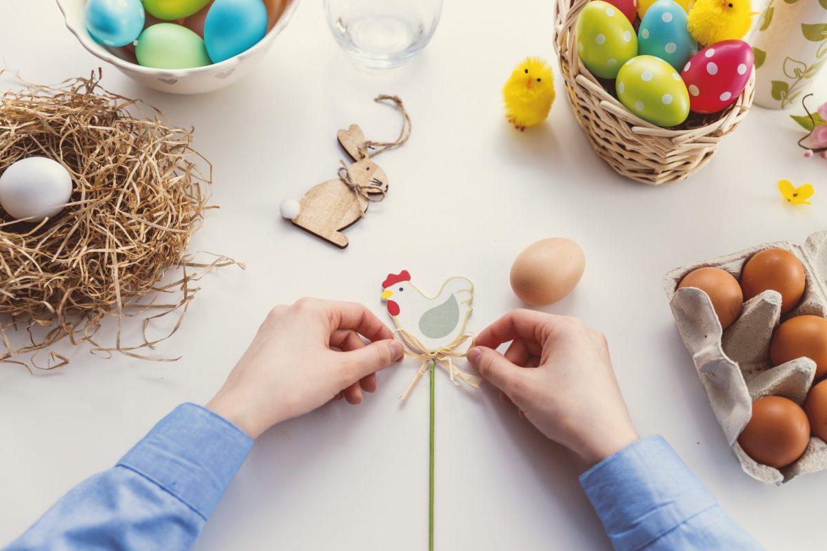 Lavoretti di Pasqua da fare con i bambini: idee facili e veloci