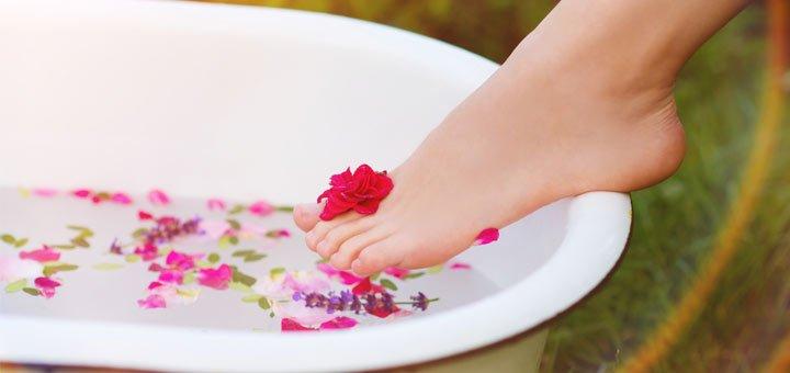 Cura dei piedi: come prepararli per l'estate
