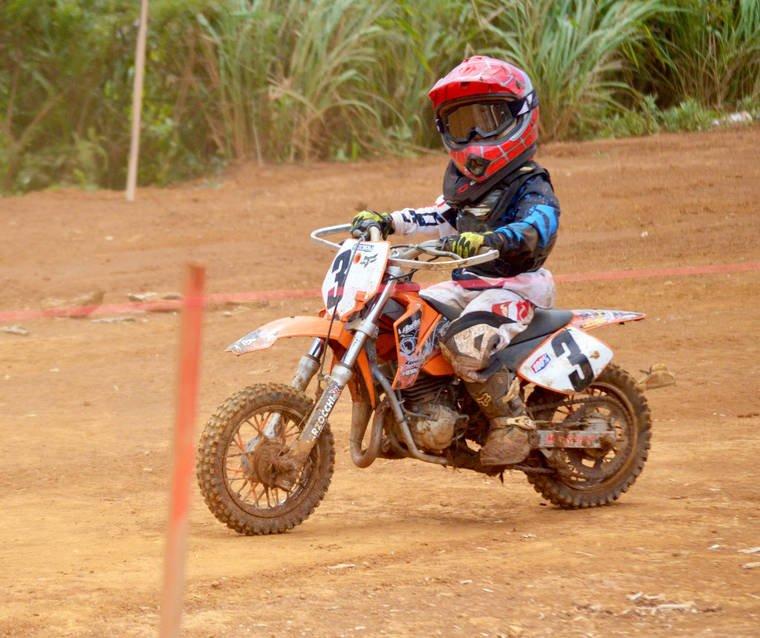 mini moto da cross per bambini