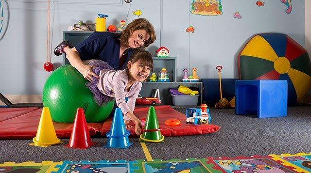 Fisioterapia pediatrica: in cosa consiste?
