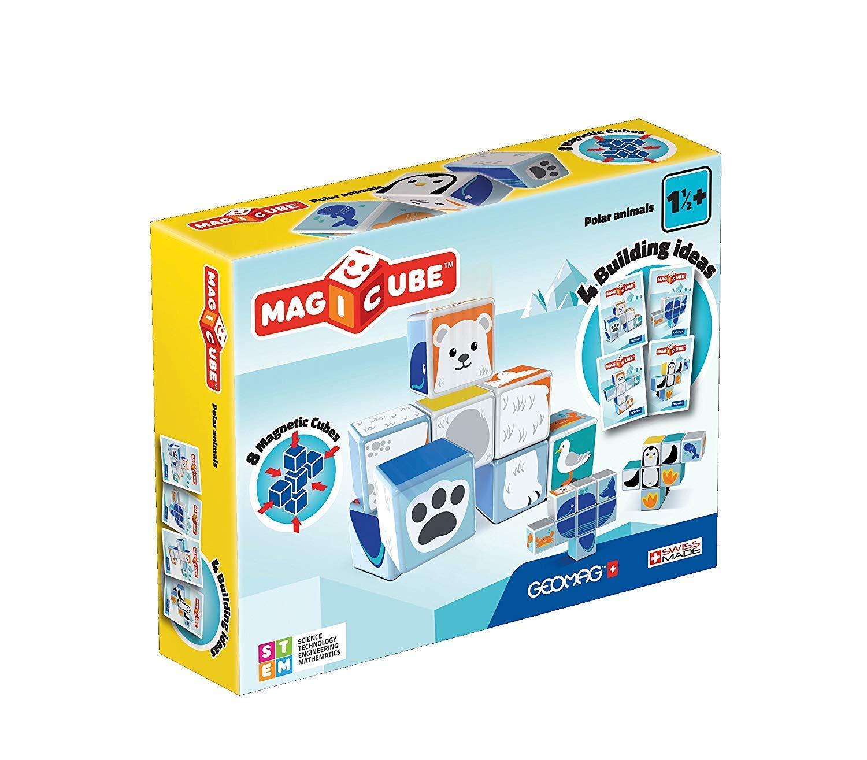 magic cube geomag