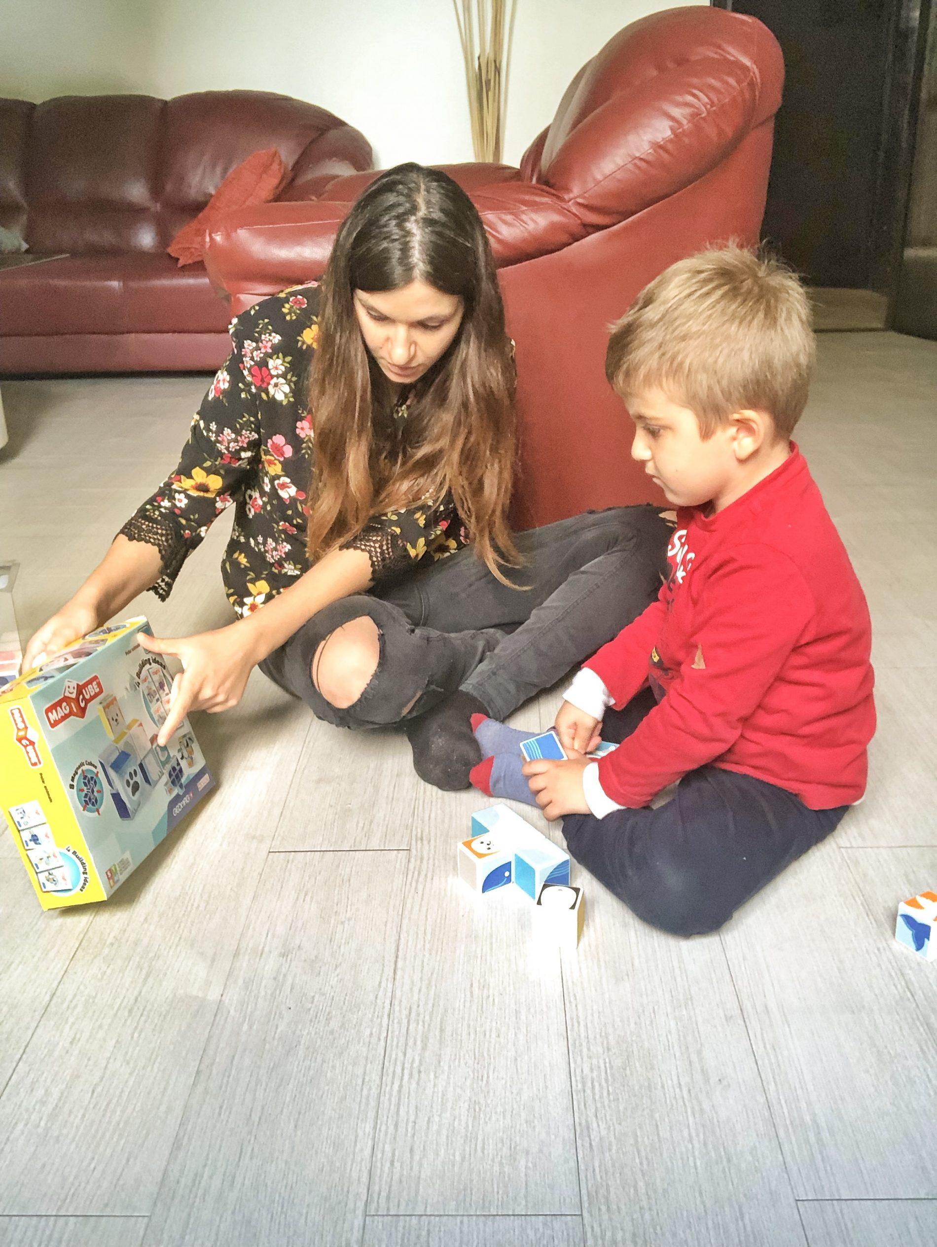 Magic Cube Geomag: il gioco ideale per tutti i bambini