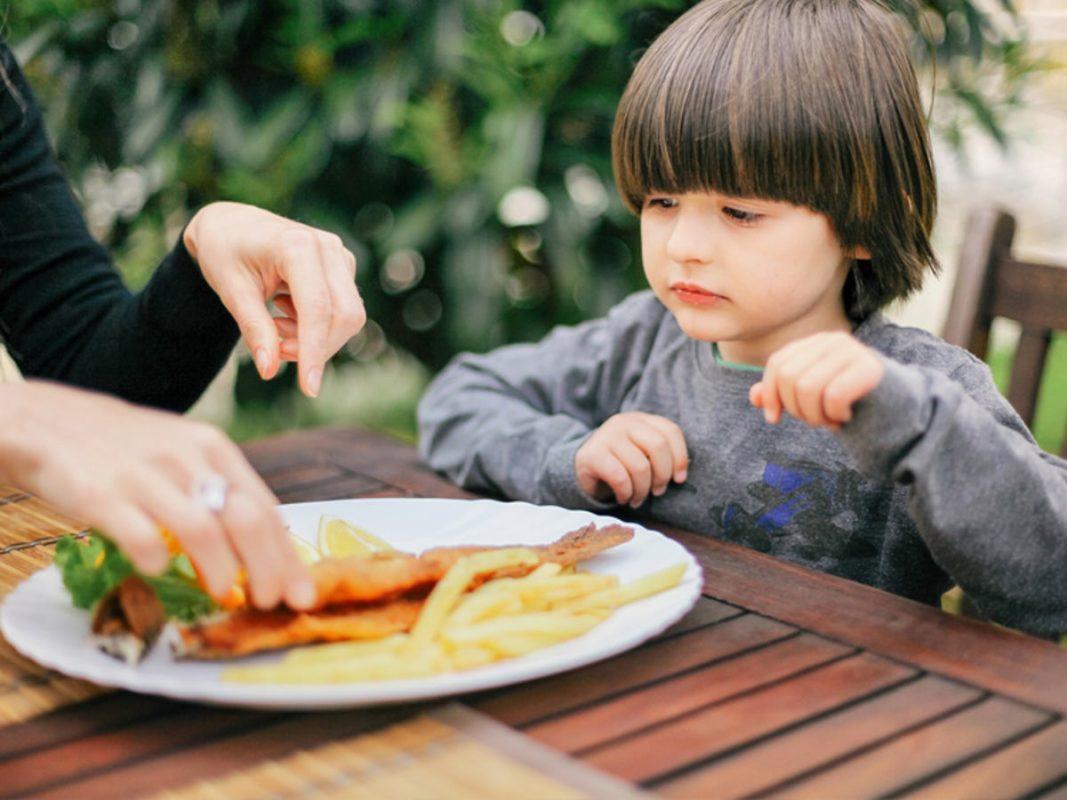 I 6 migliori suggerimenti per far mangiare il pesce ai bambini