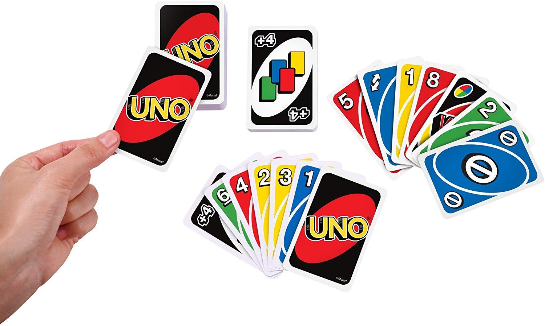 giochi con le carte bambini